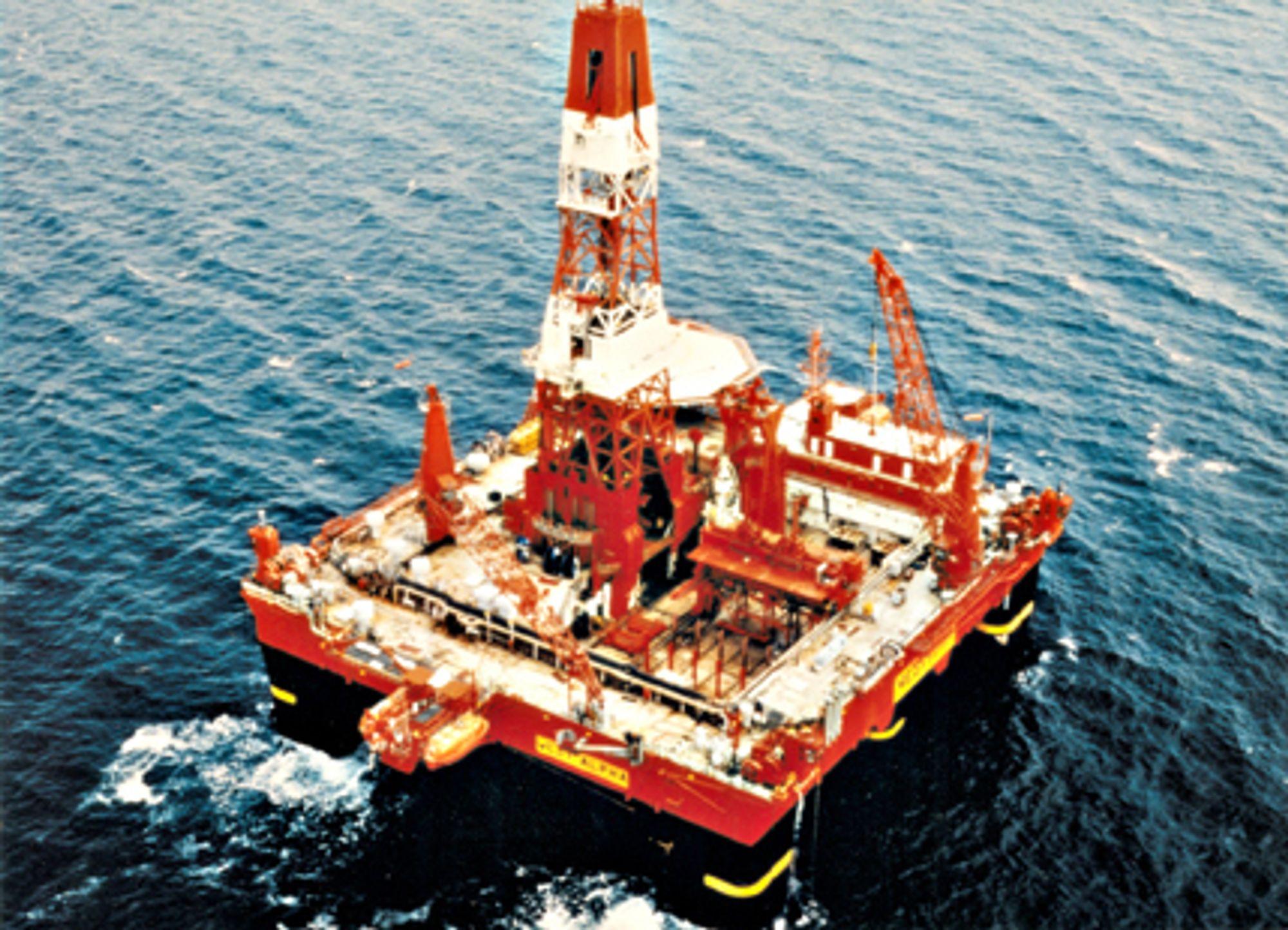 West Alpha har funnet gass i Galtvort-prospektet.