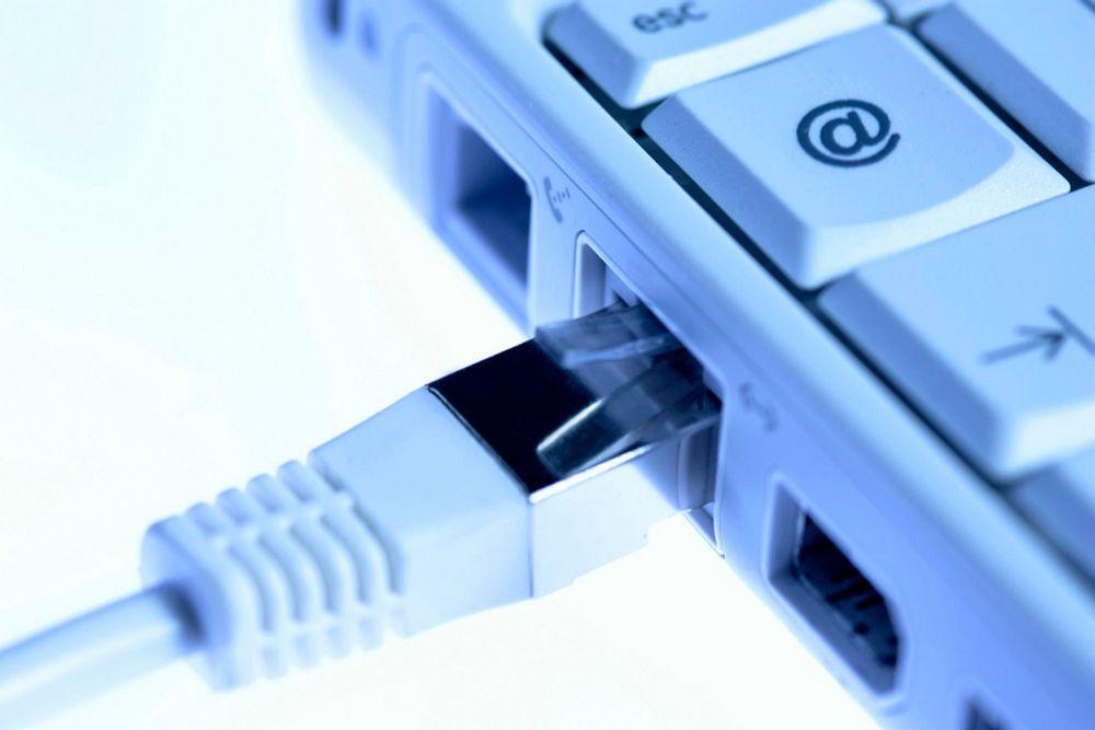 PLUGGER SEG PÅ: Norge er blant landene der flest skaffer seg bredbåndsabonnement.