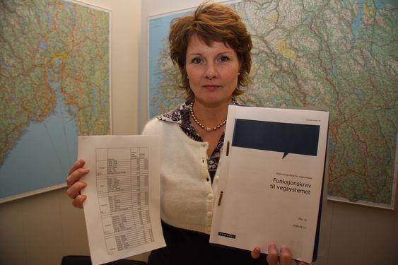 Vilrid Femoen, leder for Politikk og Strategi i Opplysningsrådet for Veitrafikken.