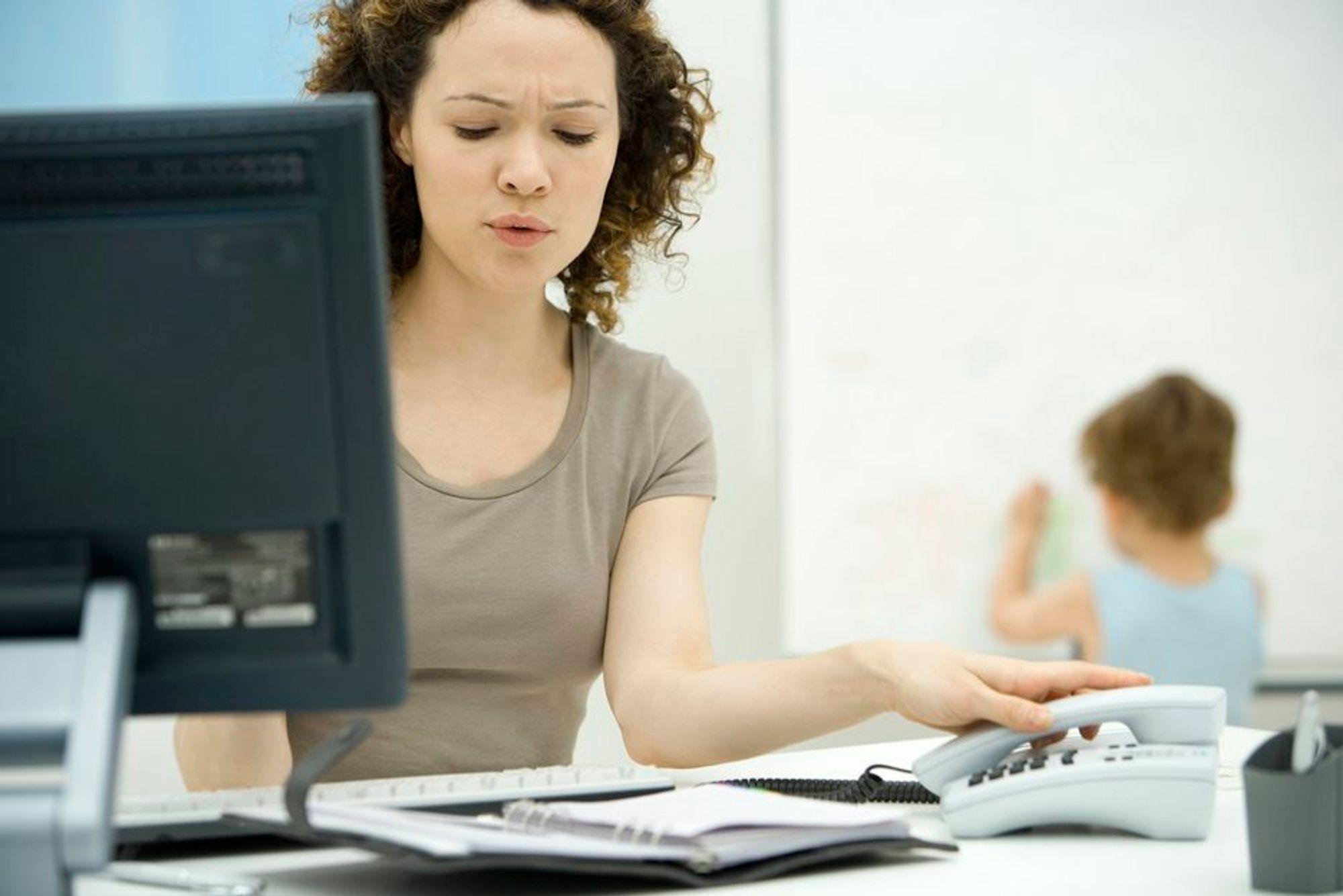 Trussel: Ansatte blåser ofte i reglene for IT-sikkerhet.