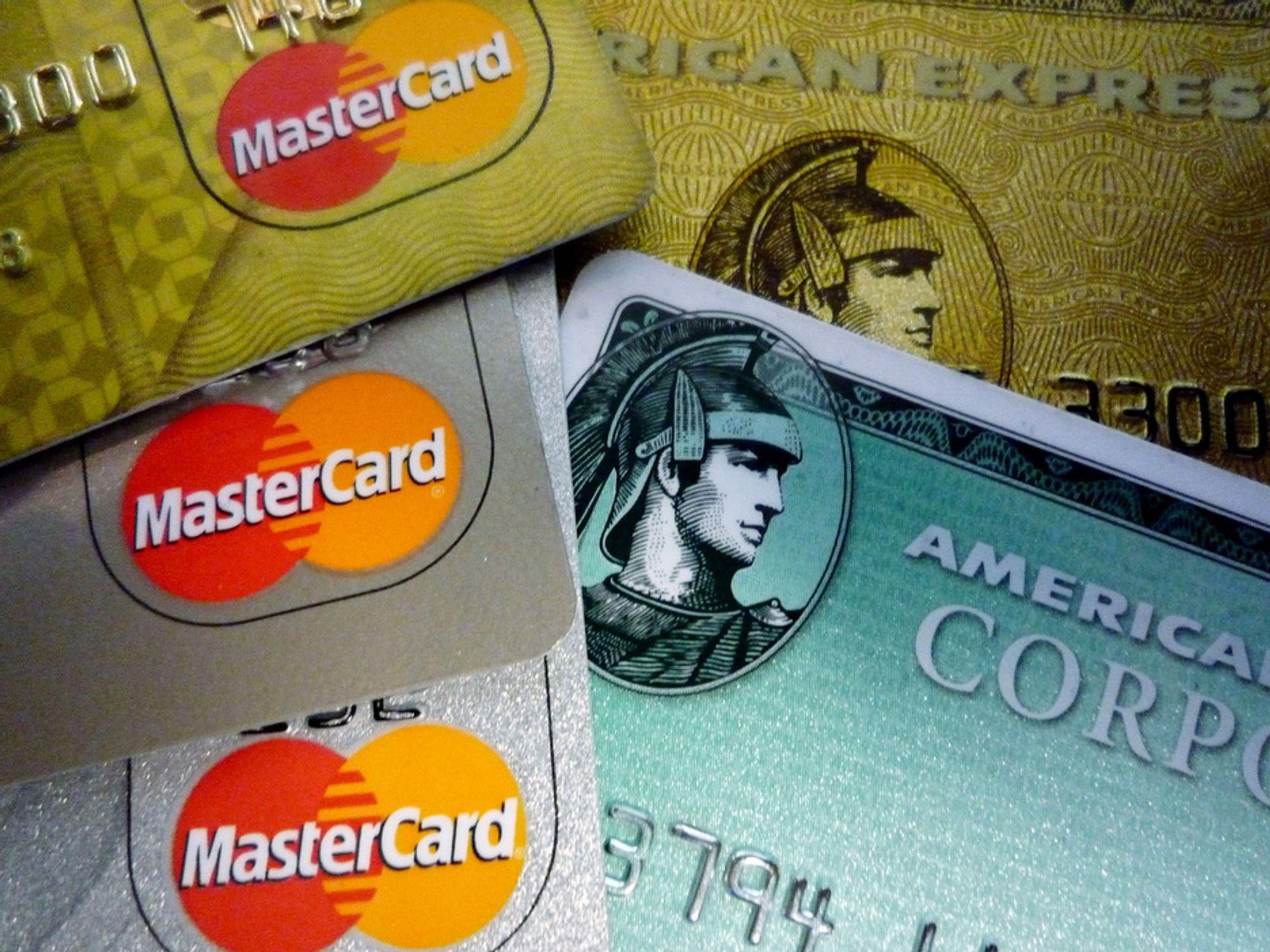 MILLIARDBUTIKK: Kredittkortnumre er blant handelsvarene som omsettes på lukkede kriminelle fora på nettet.