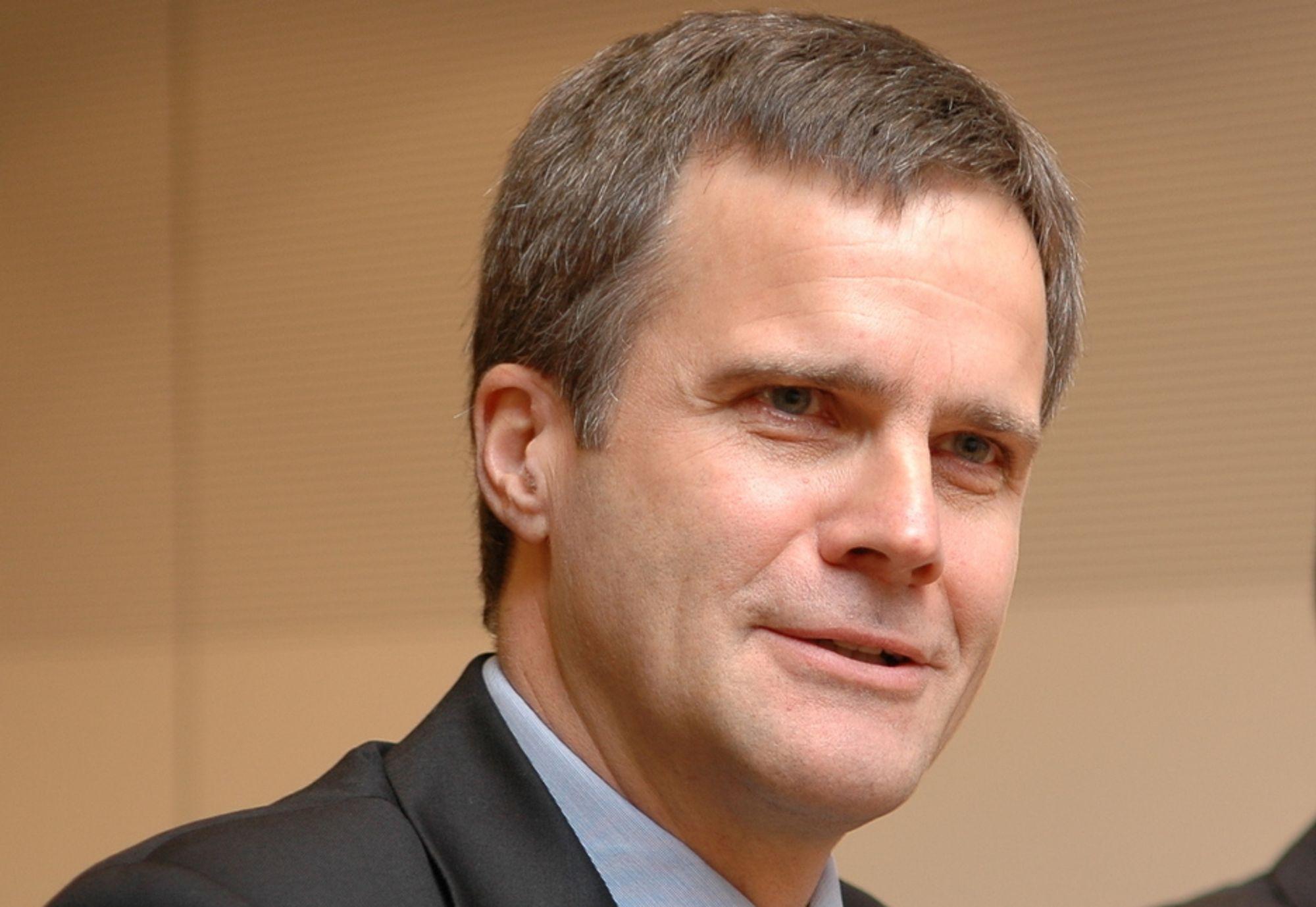 LUND: StatoilHydro-sjefen sparer ikke på konsulentbruken.