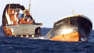 Flere alvorlige skipsfartsulykker