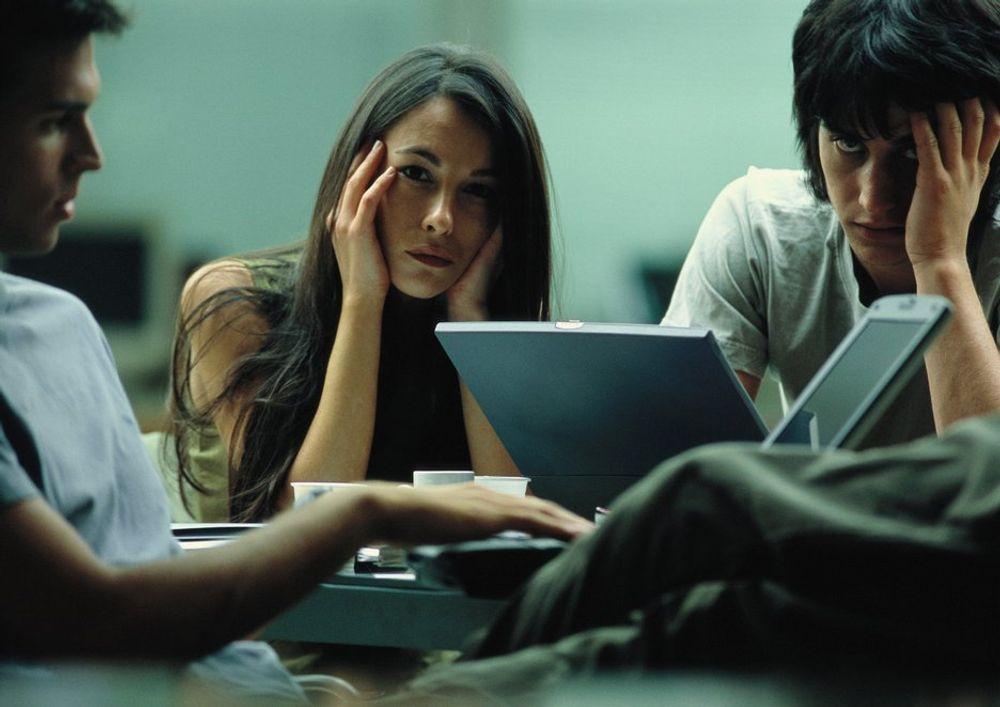 En av tre er misfornøyd med sjefen sin ifølge en European Employee Index for 2013.