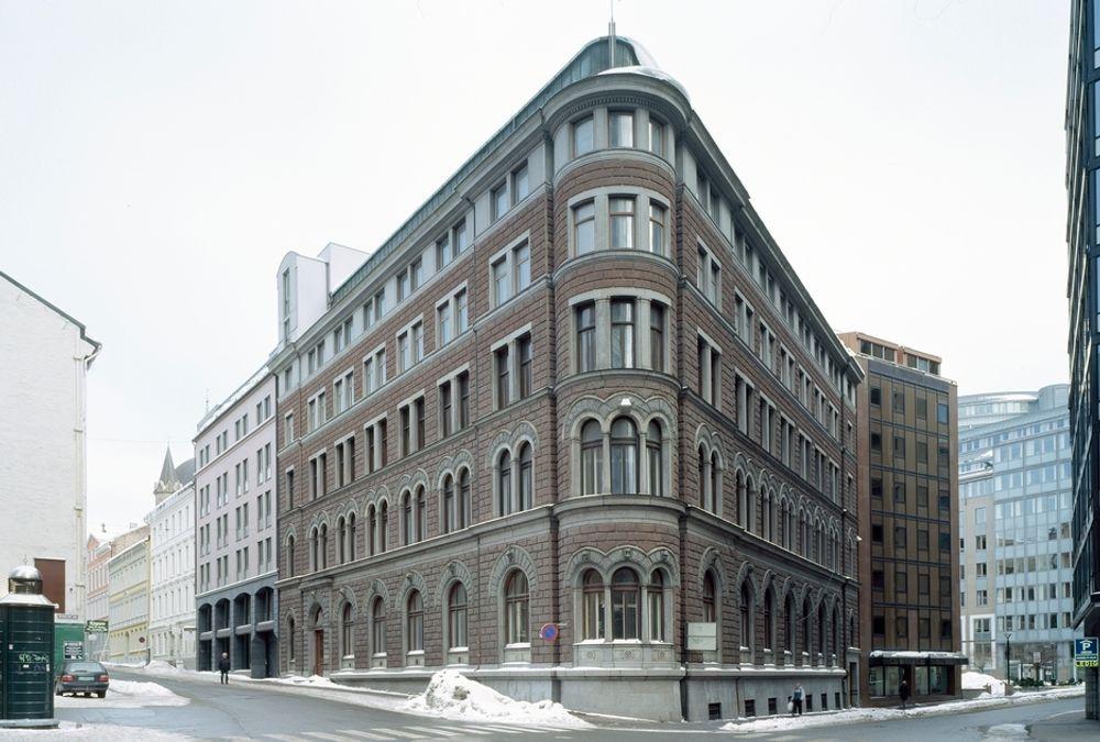FREDET: Keysersgate 8 fra f1899 skal renoveres som en del av R6-prosjektet og bli en del av regjeringskvartalet.
