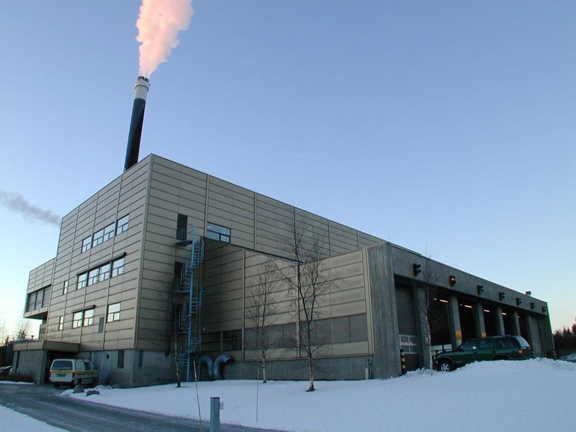 INN I EU-PROSJEKT:Sammen med Sintef deltar Trondheim Energiverk i det største EU-prosjektet noen sinne om bioenergi.