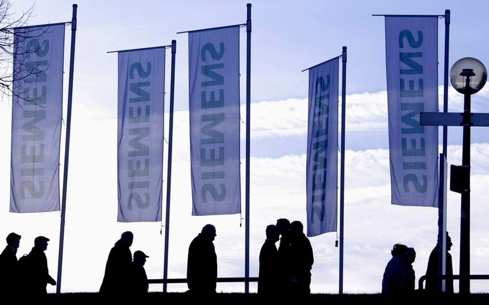 LITEN TUE: 9 millioner kroner er i seg selv ingen katastrofal sum å betale i foretaksbot for et selskap som Siemens AS. Verre er det at en tredel av arbeidsstokken potensielt kan følge med i dragsuget.