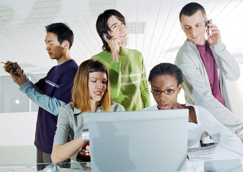 LARM: Arbeidsoppgavene kommer i konflikt med hverandre.