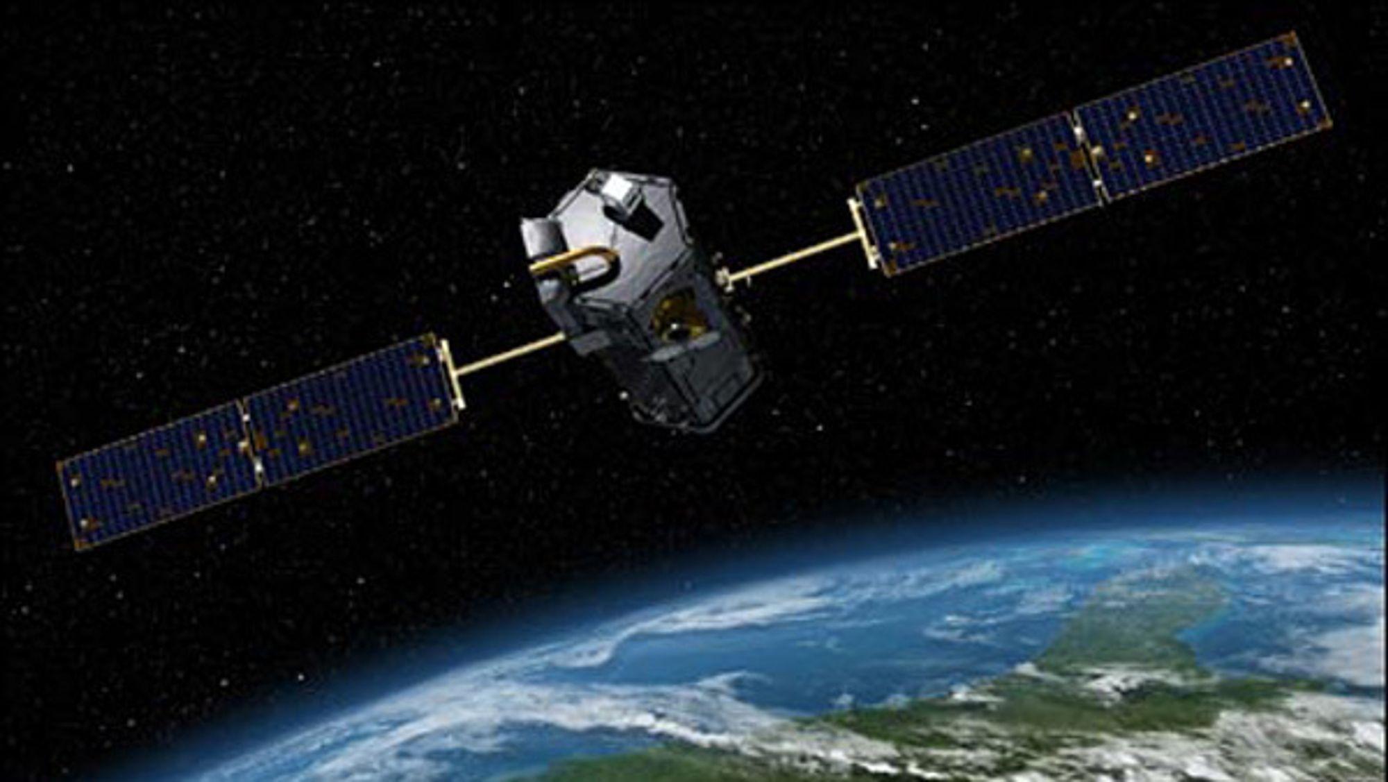 Orbiting Carbon Observatory skal finne ut hvor på kloden CO2 produseres, og hvor den lagres eller forsvinner.