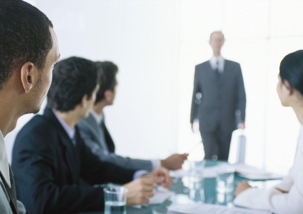 LEDELSE: Er medisinen en tøffere lederstil med klarere meldinger til de ansatte?