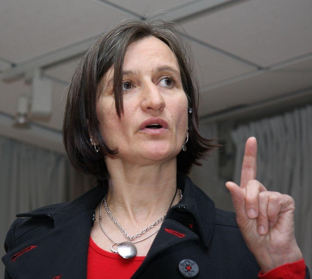 Marianne Andreassen, direktør, SSØ.