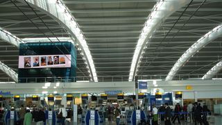 Bildene fra Terminal 5