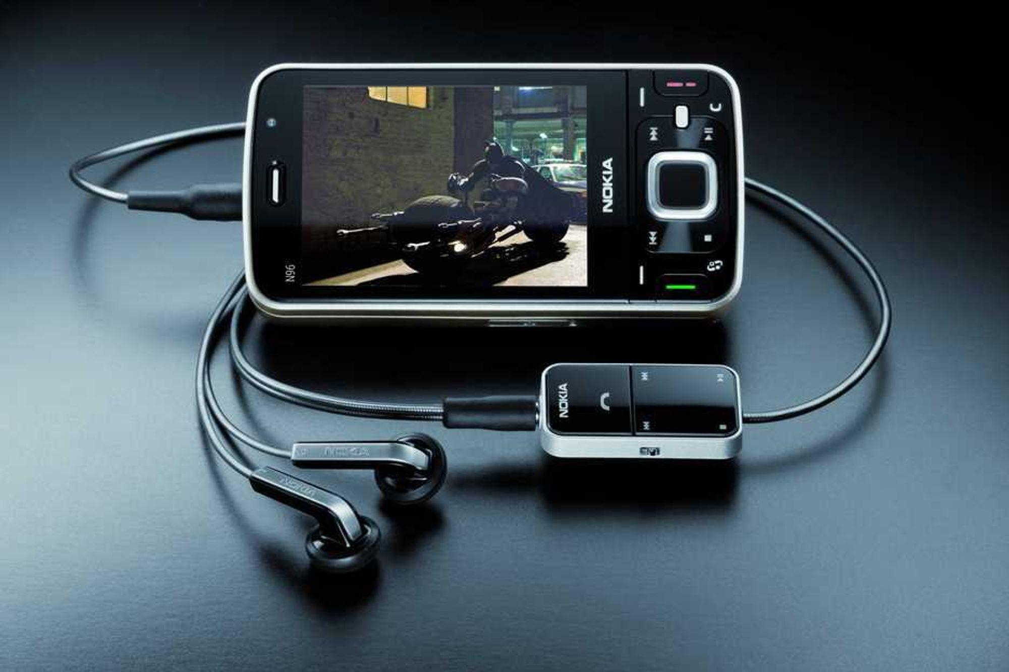 Nokia gjør storinnrykk i Kina, hvor de også håper å øke salget av mobiltelefoner ytterligere.