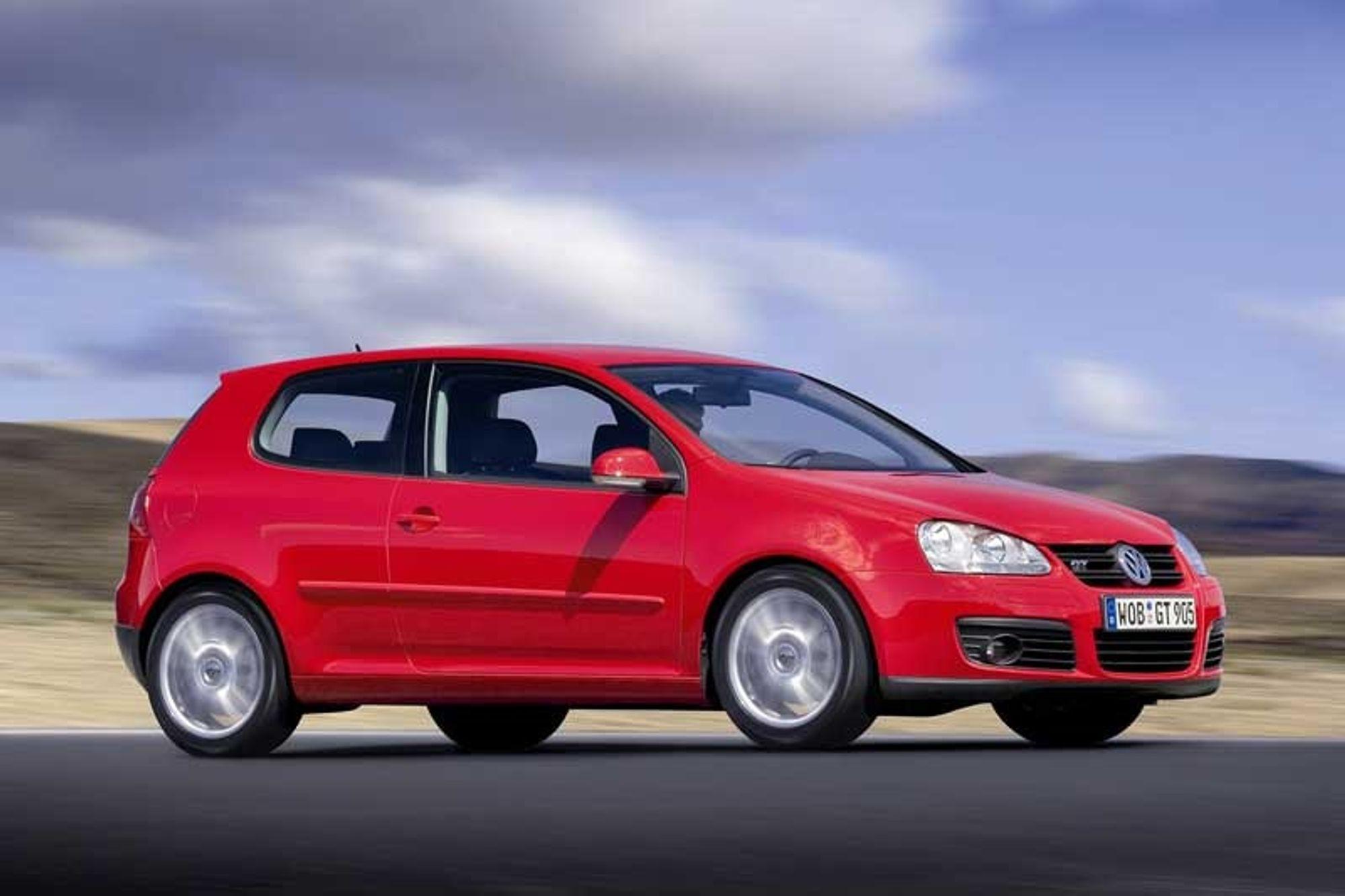 LAVT UTSLIPP: Volkswagen har kommet med en Golf som bare slipper ut 119 gram CO2 per kilometer.