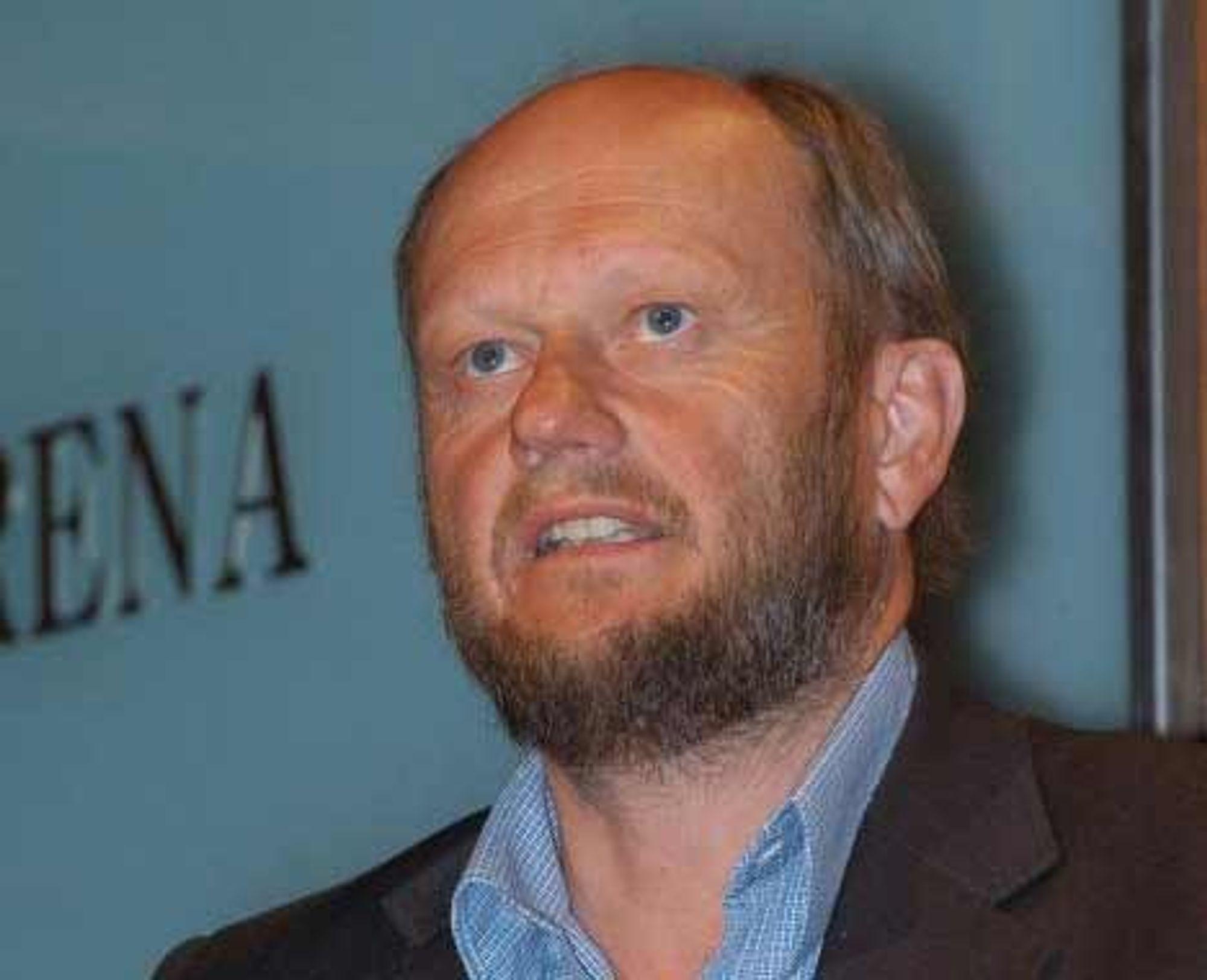 - UAKSEPTABEL SITUASJON: Administrerende direktør Stein-Lier Hansen i Norsk Industri mener prisregimet for kraft i Midt-Norge er uakseptabelt, og advarer mot at skrinleggingen av Tjeldbergodden gir industrien enda mer usikre kår.