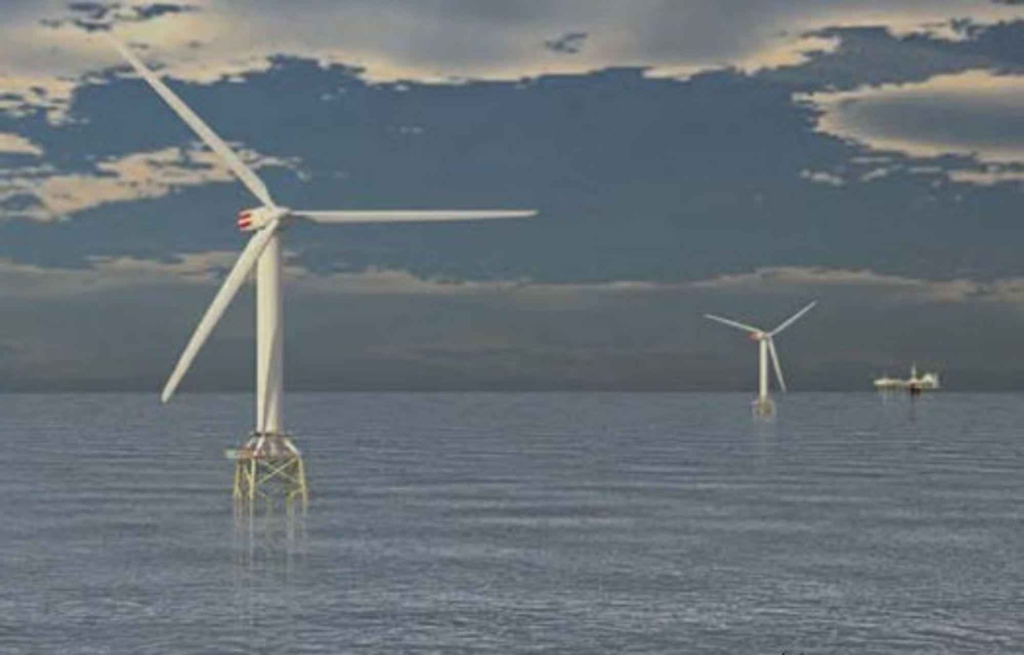 EU-prosjekt: På 50 meters dyp ble Owec Towers to prototyper installert utenfor kysten av Scotland i 2006. Prototypene leverer strøm til vanninjeksjon på oljefeltet til plattformen Beatrice. Prosjektet er sponset av EUs 6. rammeprogram, og inkluderer et pågående miljøprosjekt som tar for seg effekter på fisk og fugler.