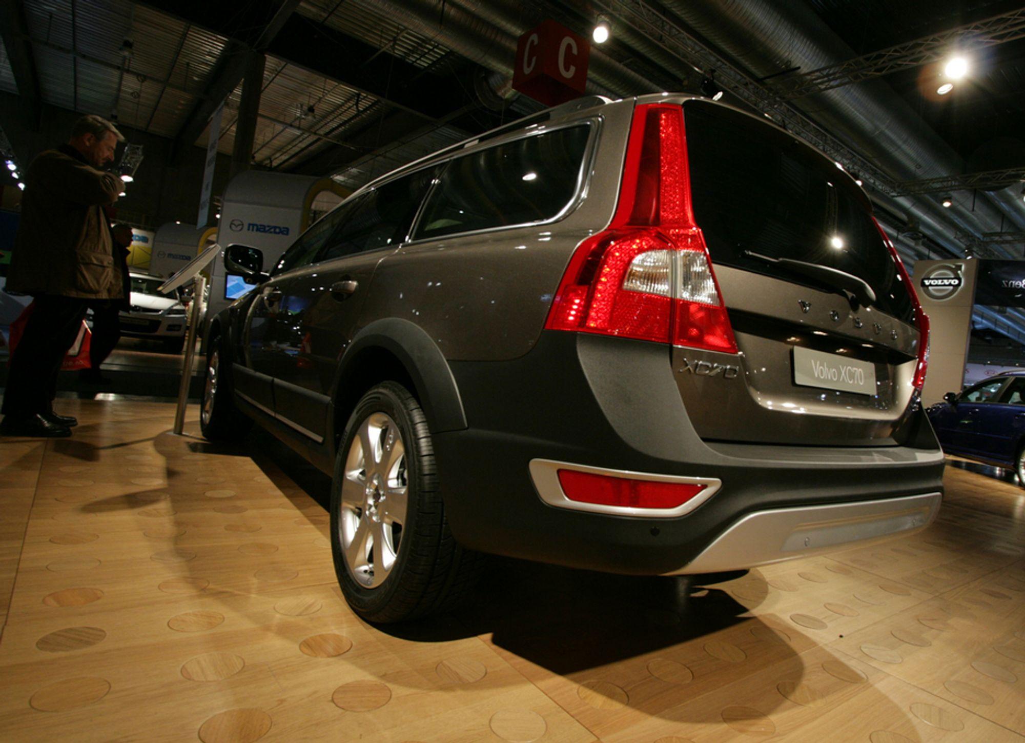 I forrige måned måtte Volvo tilbakekalle de nye XC-70-ene. Nå er det C 30, S 40 og V 50 som må leveres inn.