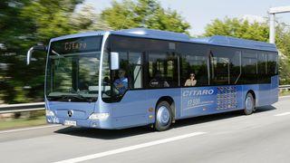Hybridbussen – en miljøvinner