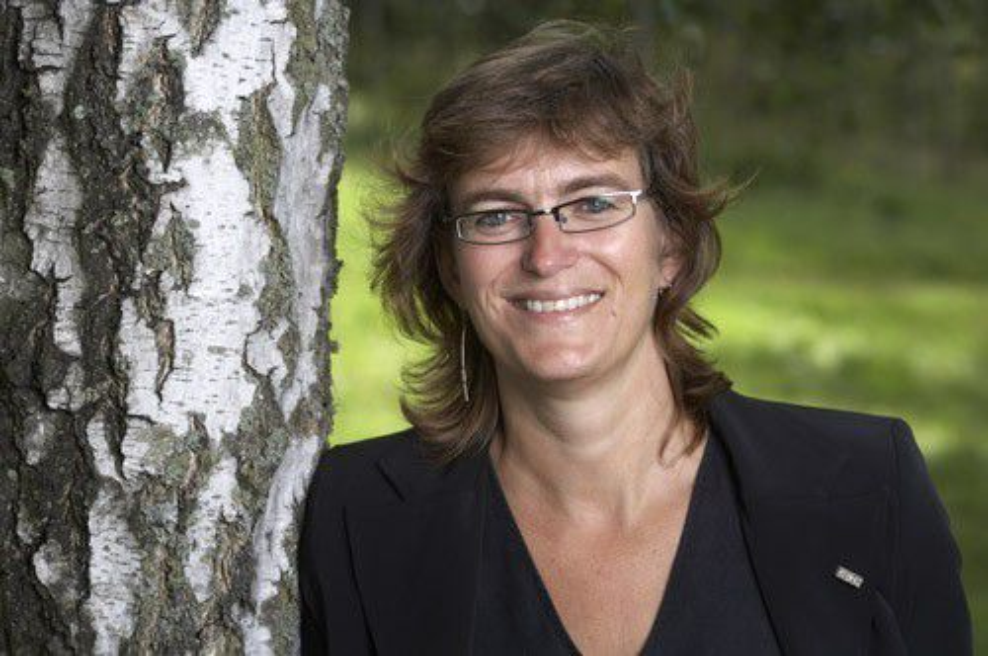 SFT-direktør Ellen Hambro.