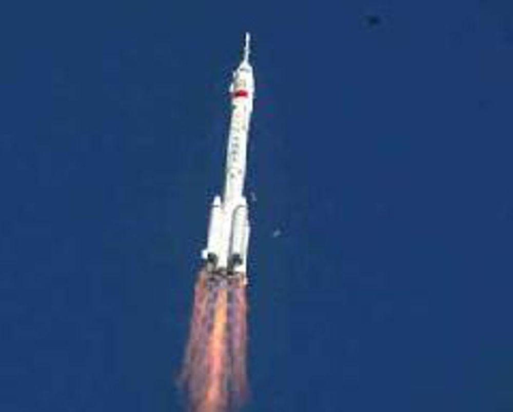Ler av Kinas romplaner