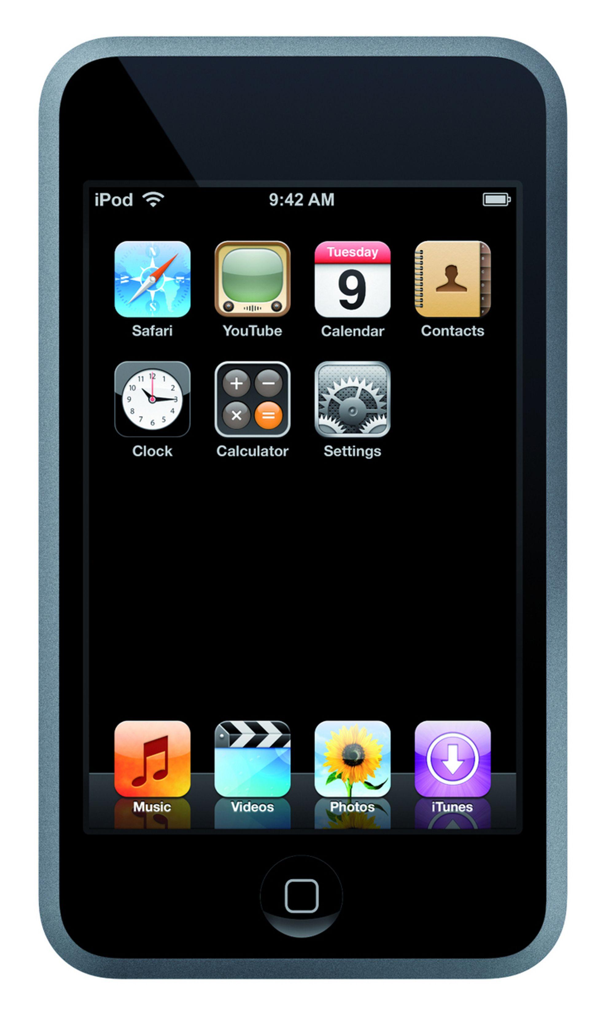 ÅRETS BÆRBARE: Apple iPod Touch.