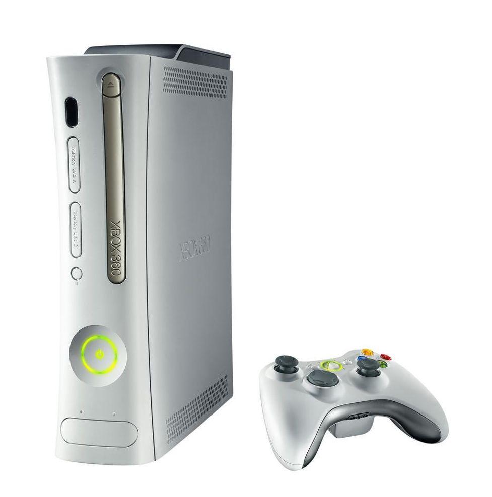 360: Microsoft kopierer flittig fra konkurrentene med sin Xbox 360.