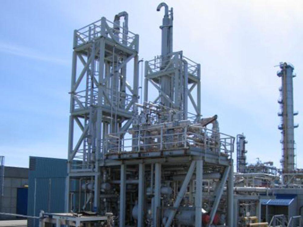 FLYTTER PENGER: Regjeringen møter massiv kritikk når de nå flytter pengene til CO2-rensing av gasskraftverket på Kårstø til neste års budsjett. Renseprosjektet er utsatt.