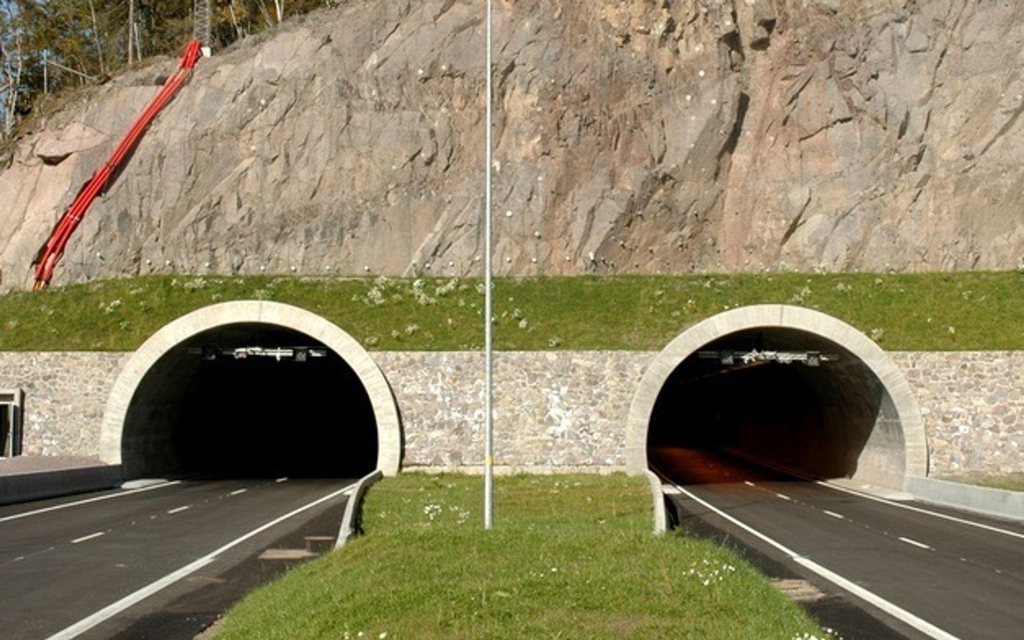 E18 i Vestfold åpnet