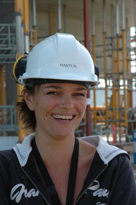 Kirsti Mæland, ass. prosjektleder hos Selvaag på Tjuvholmen
