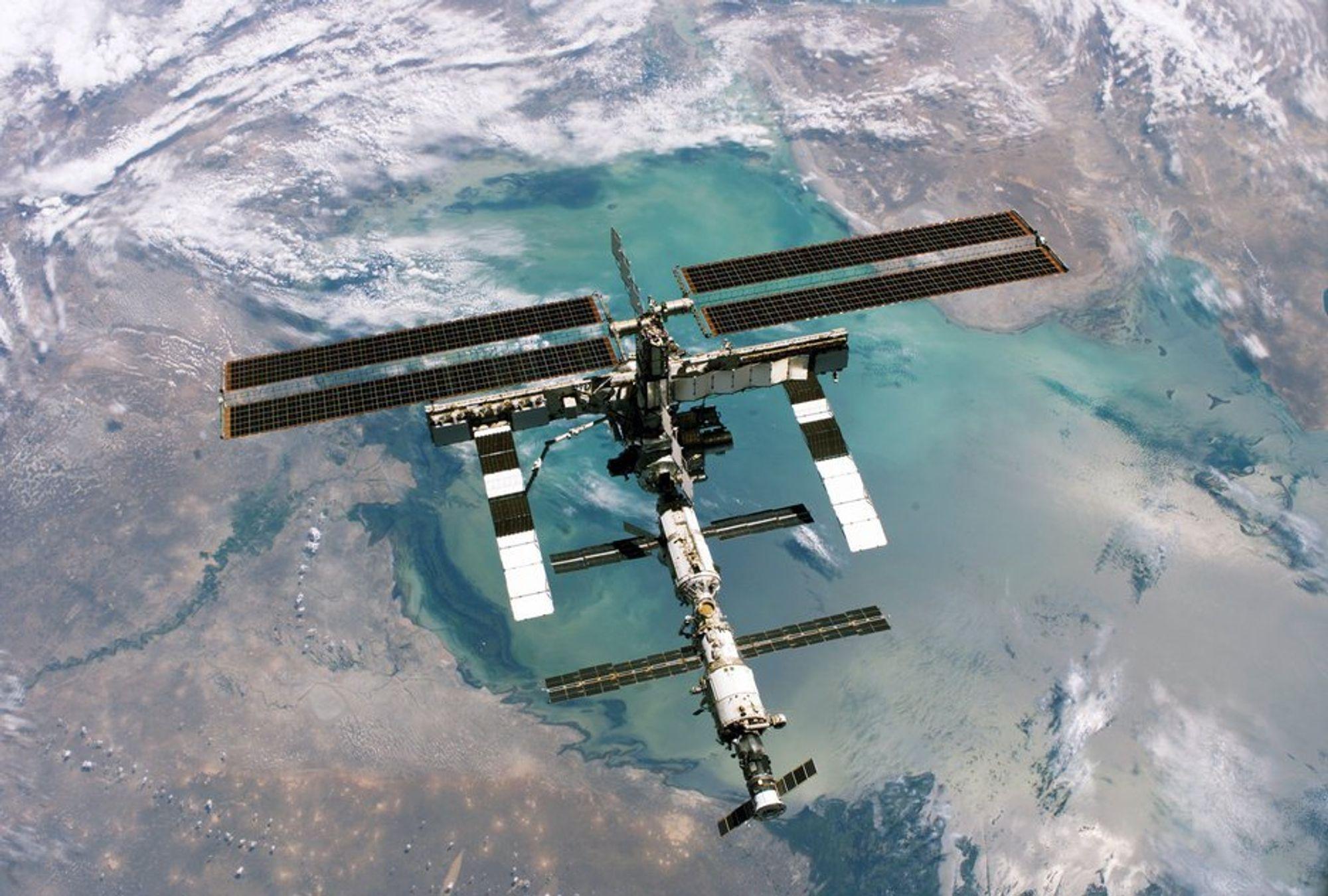 ISS: Dersom du er heldig, er det mulig favorittmusikken din snart vil bli spilt for full guffe i den internasjonale romstasjonen.