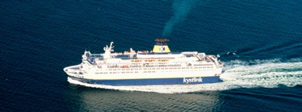 Pride of Telemark grunnstøtte og sank ved kai i Hirtshals natt til 11. september 2007. Skipet ble lenset og holdt flytende igjen ved hjelp av pumper.