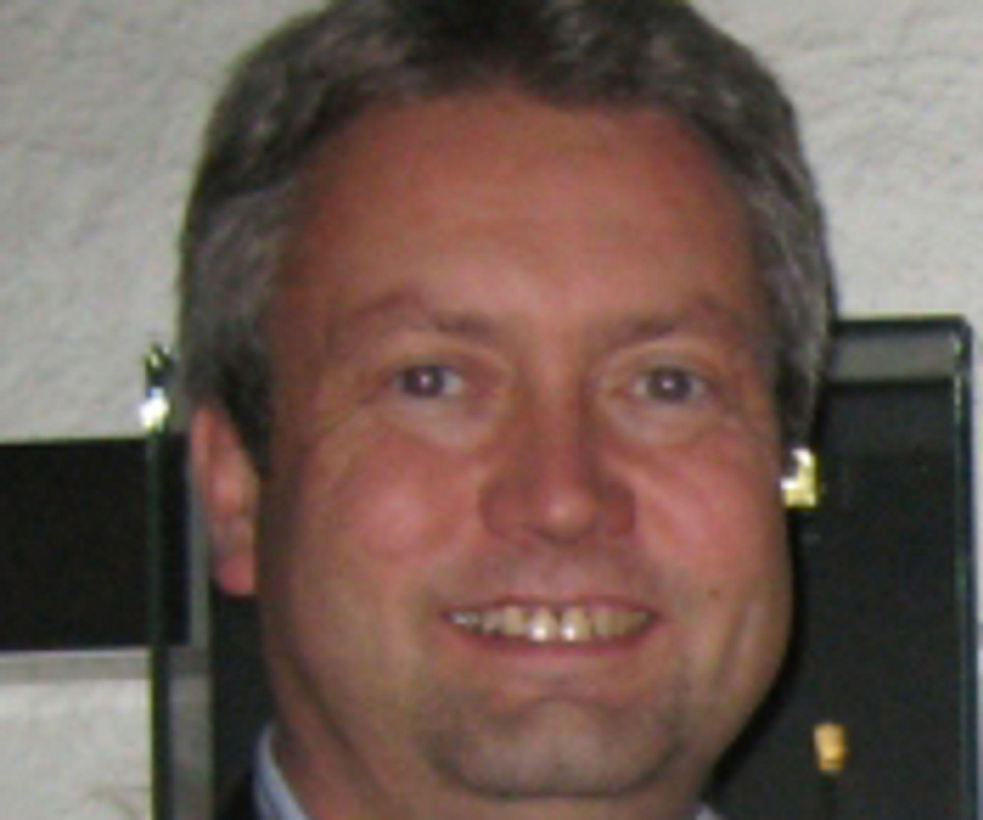 NY MANN: Tore Hansen har bred bransjeerfaring, og blir fra oktober å finne på lønningslista til Bluegarden.