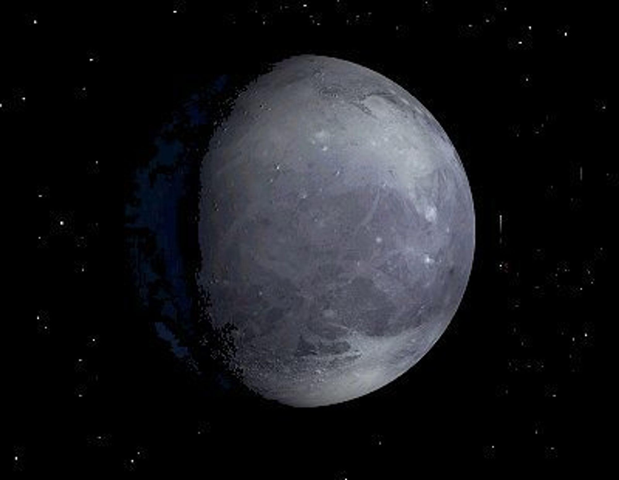 I 76 år fikk Pluto være en planet. Nå er det en dverg i vårt planetsystem - og den er ikke engang den største dvergen.