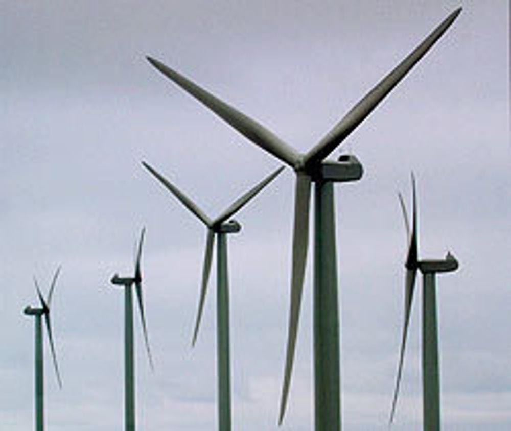SATSER PÅ SVENSK VIND: Statkraft og svenske SCA har pekt ut syv aktuelle områder for nye vindparker i Sverige.