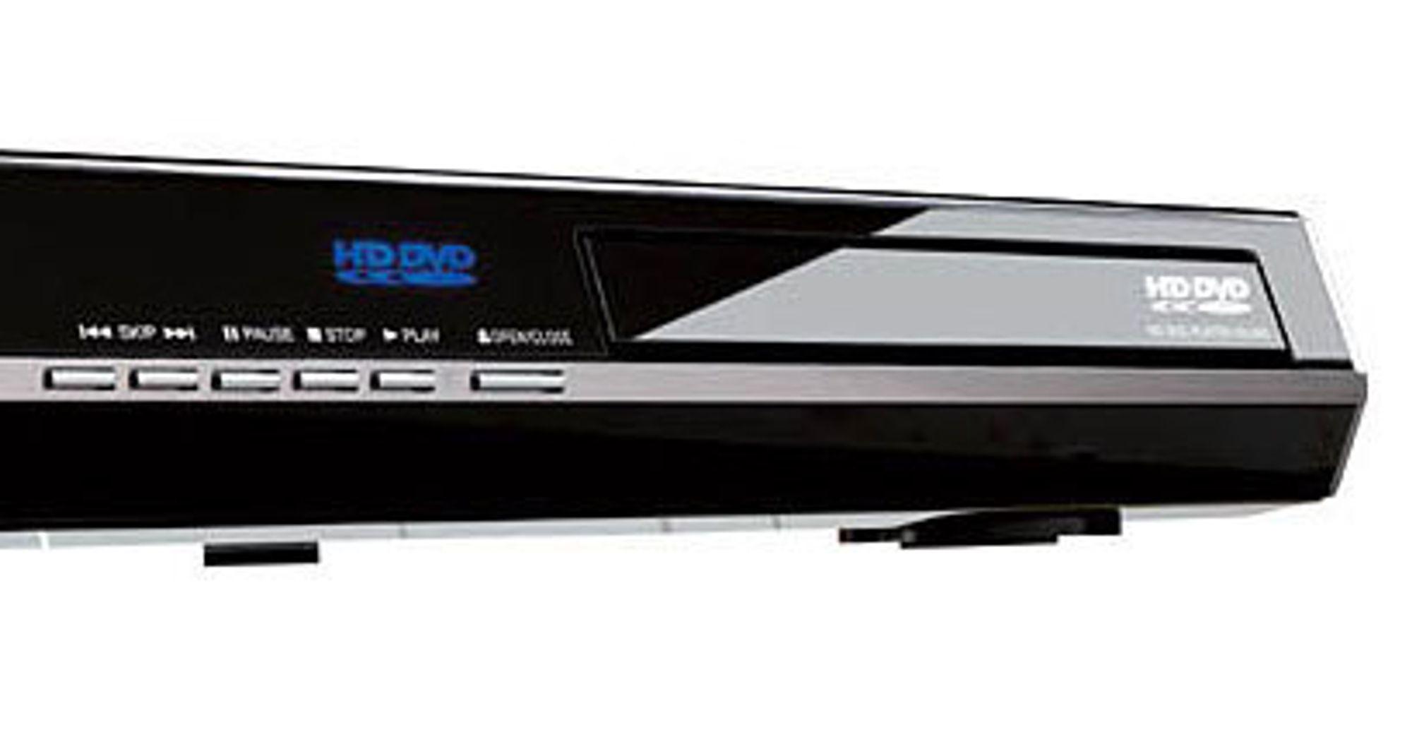 HD-DVD-spiller. Blu-ray. Formatkrig. Formater. HD. HD-kvalitet. High definition. Video. DVD.