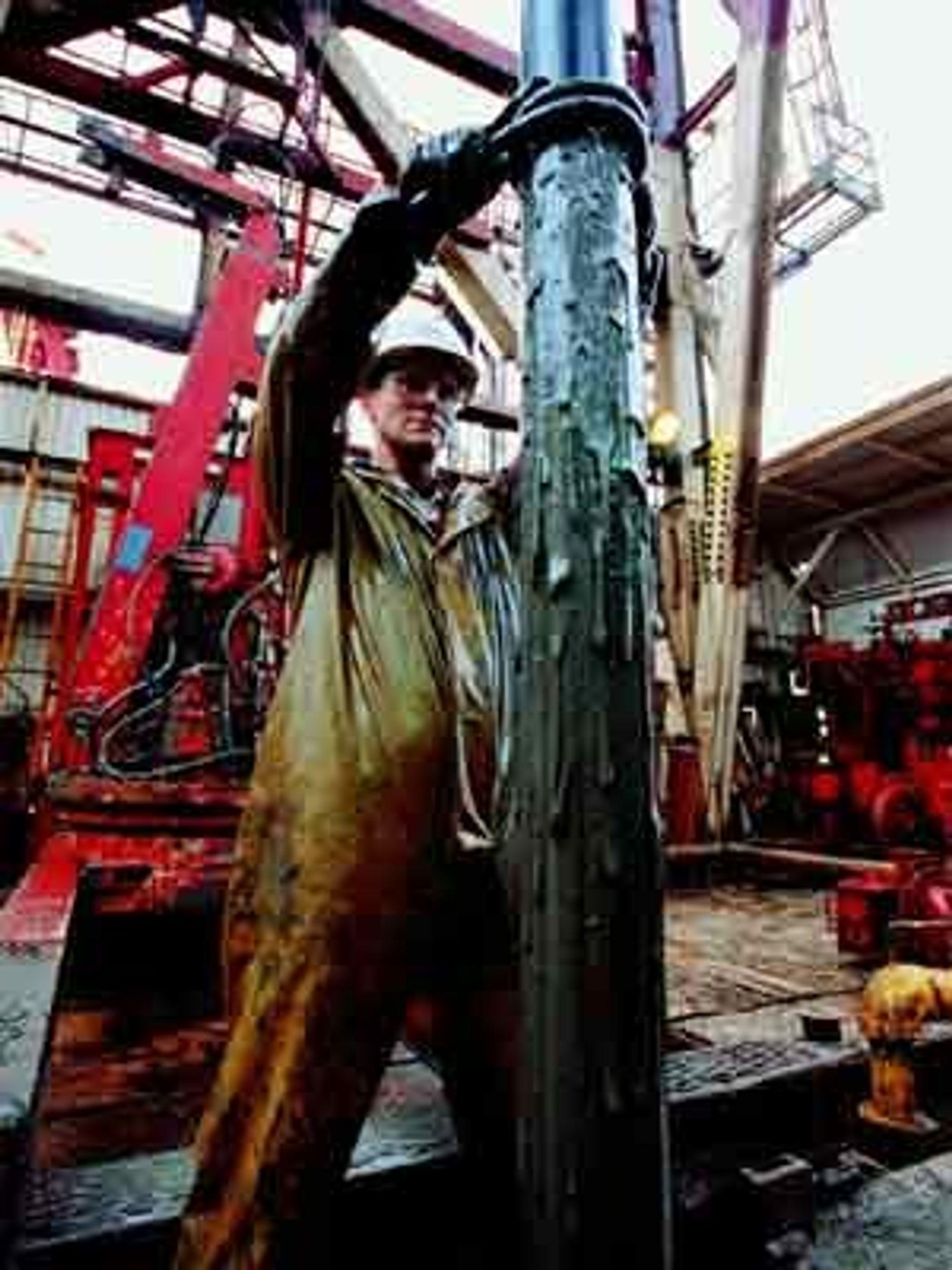 Mange fag er involvert når nye produksjonsløsninger skal finnes. Foto: Statoil