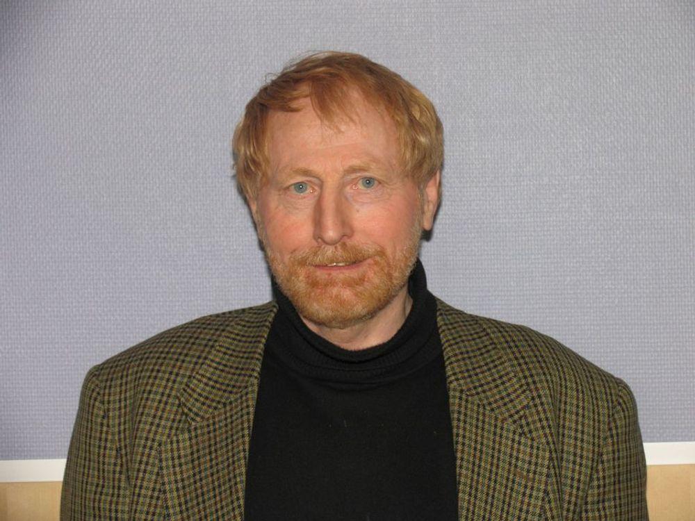 SLUTTER: Robert Hermansen slutter som administrerende direktør i Store Norske.