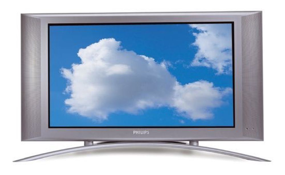 VAKKER: Det er ikke noe å si på utseende, bilde eller lydkvalitet på Philips nye tredvetommers LCD-TV. Hadde det bare ikke vært for prislappen.