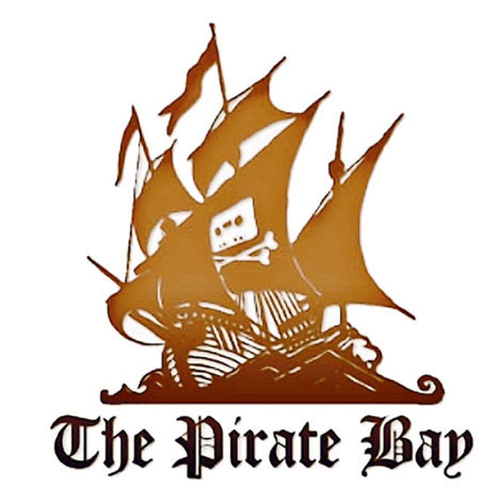 The Pirate Bay - Bit Torrent-sida.