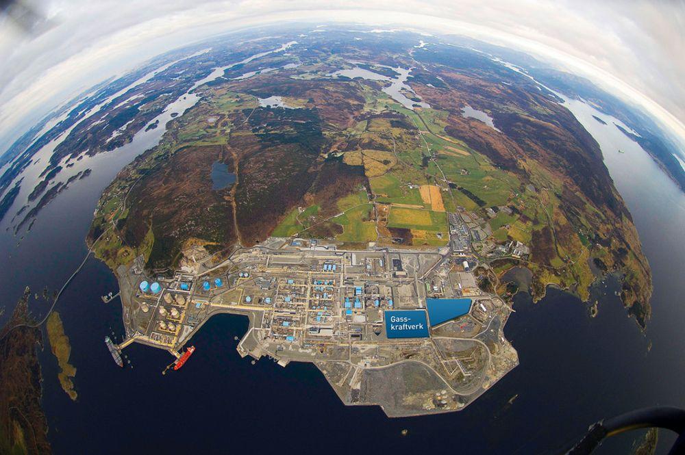 Både Kårstø og Mongstad skal renses