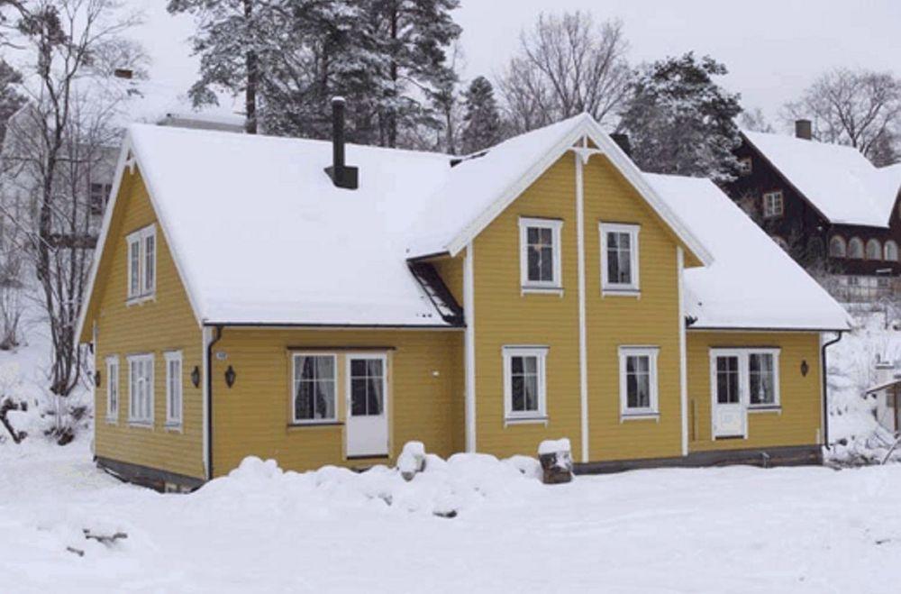 FØLGER TRENDEN:Vannbåren varme og varmepumpe er snart standardløsninger fra husprodusentene. FOTO: MESTERHUS