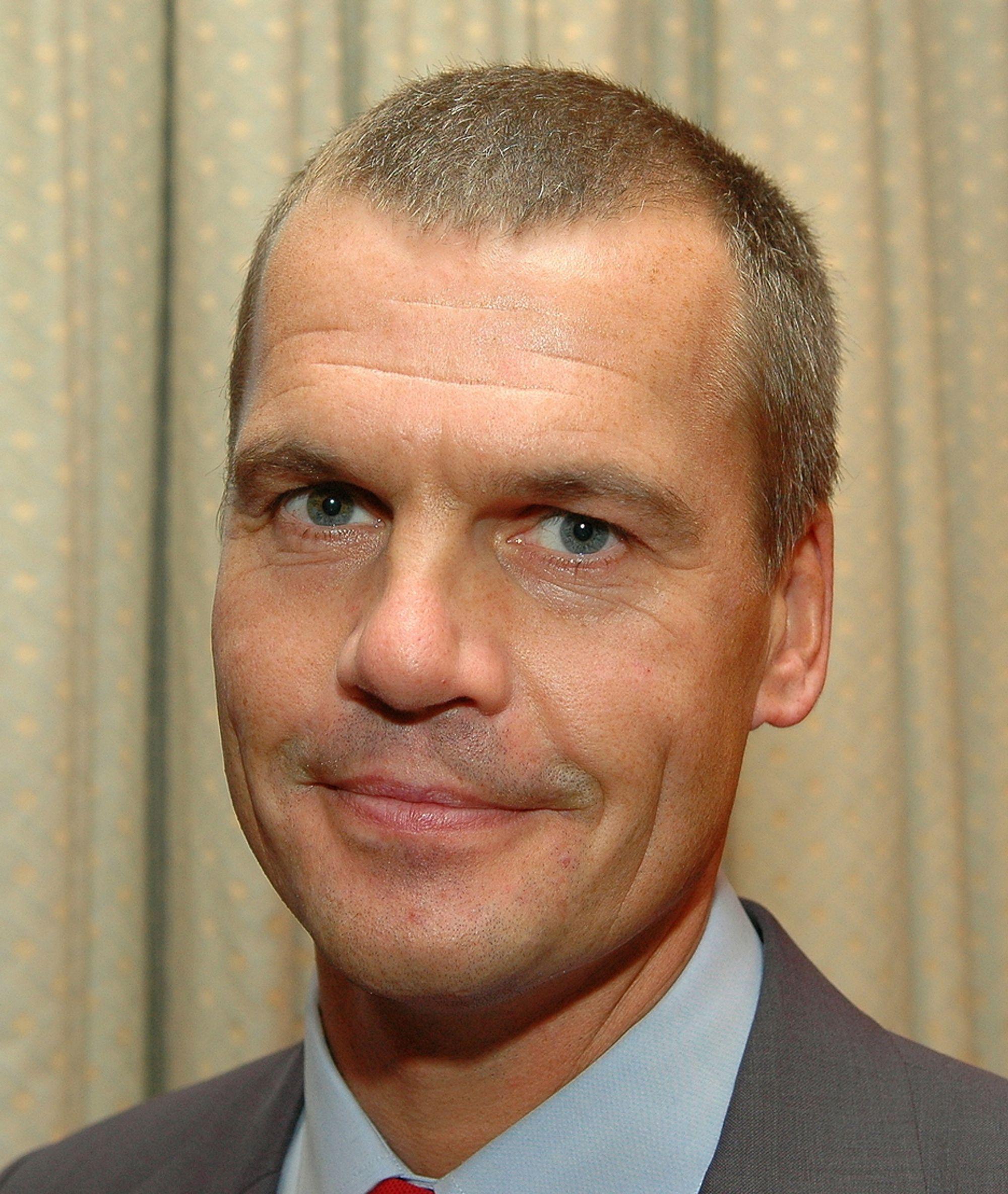 TØFF OPPGAVE: ¿ Vi forventer at markedet fortsatt vil være stramt, både på norsk sokkel og internasjonalt, sier innkjøpsdirektør i Statoil, Kjell Erik Østdahl.