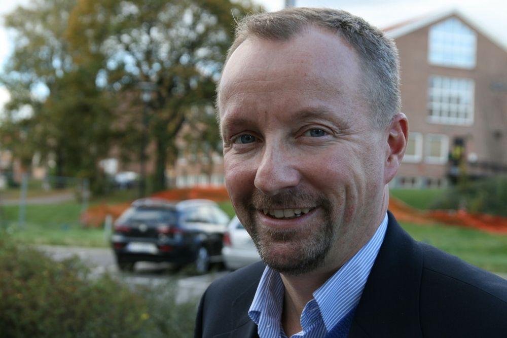 NORGESVENN: Svenske Peter Gjörup overtar ledelsen av NCC i Norge allerede mandag. Gjörup er en Norgesvenn som har tilbragt mange ferier i Norge, spesielt Nord Norge. Ski og sjøliv er populære aktiviteter, etter familie og jobb.