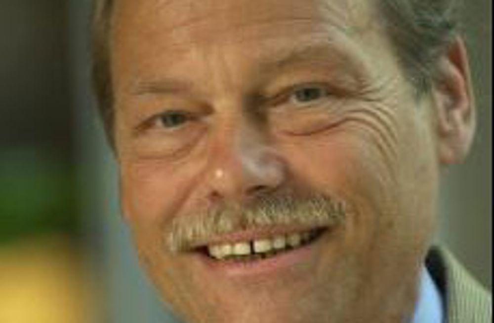 Willy Jensen, direktør i Post- og teletilsynet.