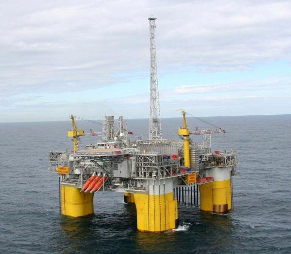 ENKLERE: Den ye sikkerhetsstandarden for å bygge offshorejonstruksjoner fra DNV, skal øke sikkerheten og forbedre driften av stålplattformer offshore.