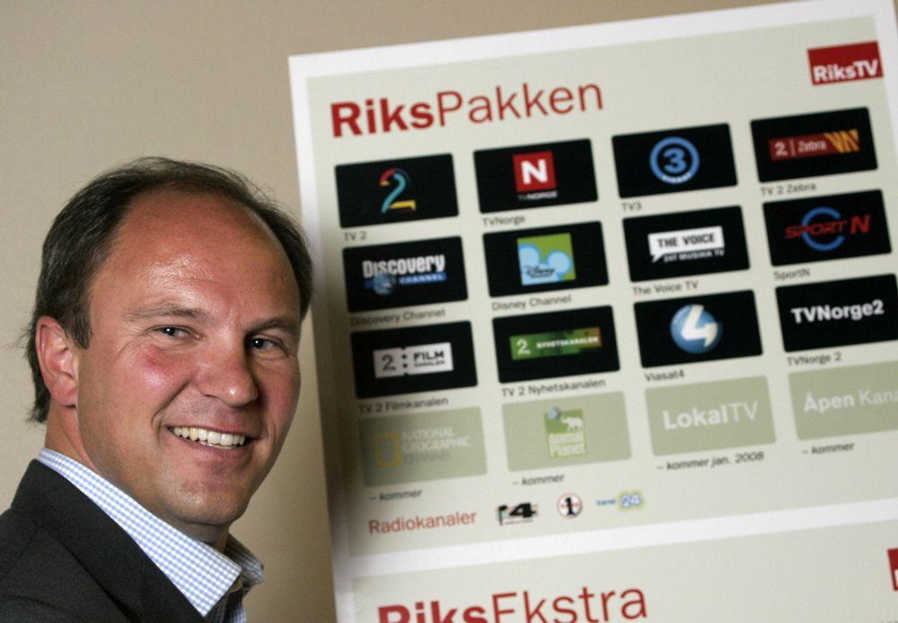 Telenor går til sak mot RiksTV