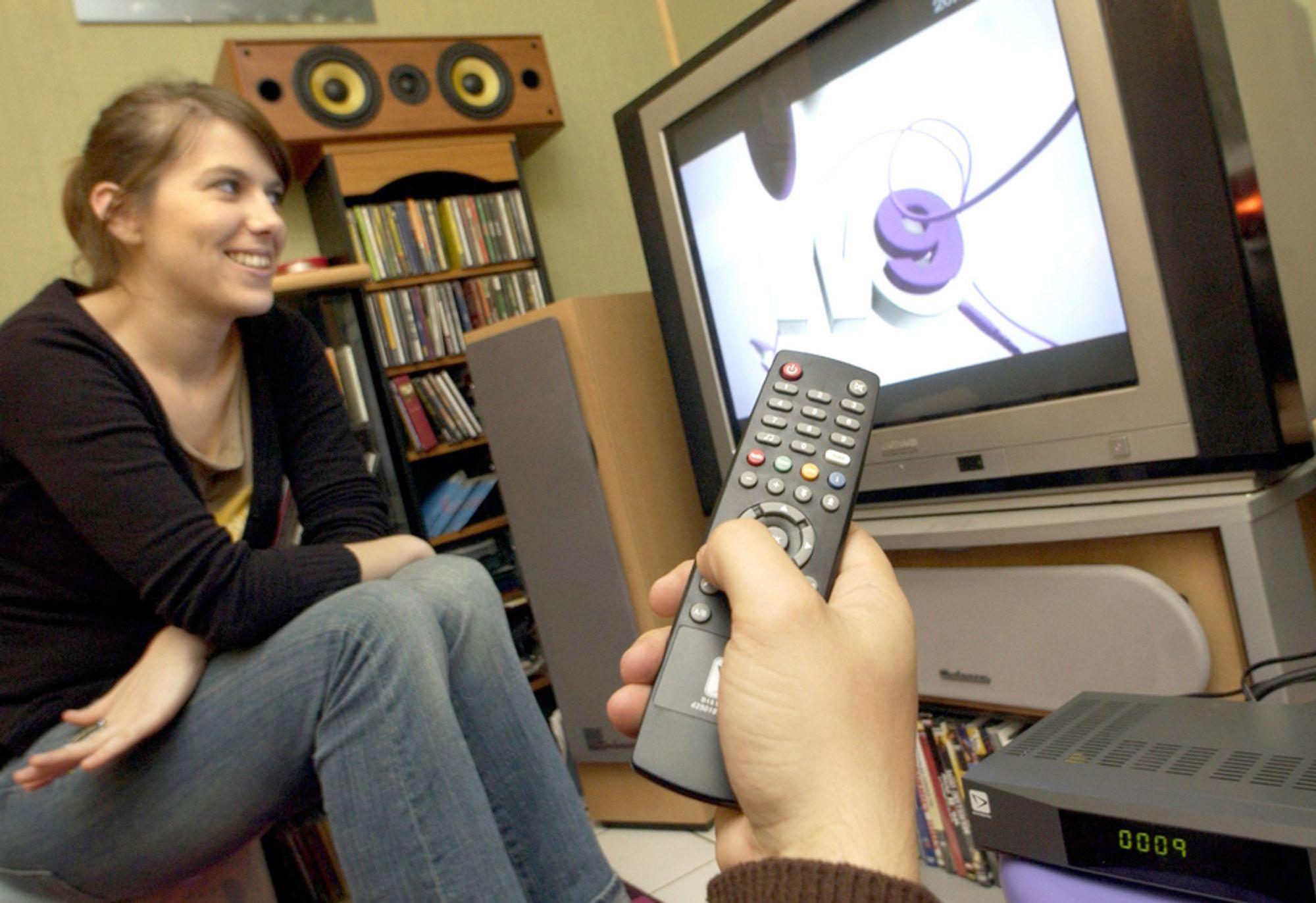 Fransk åpning i Norge for digital-TV