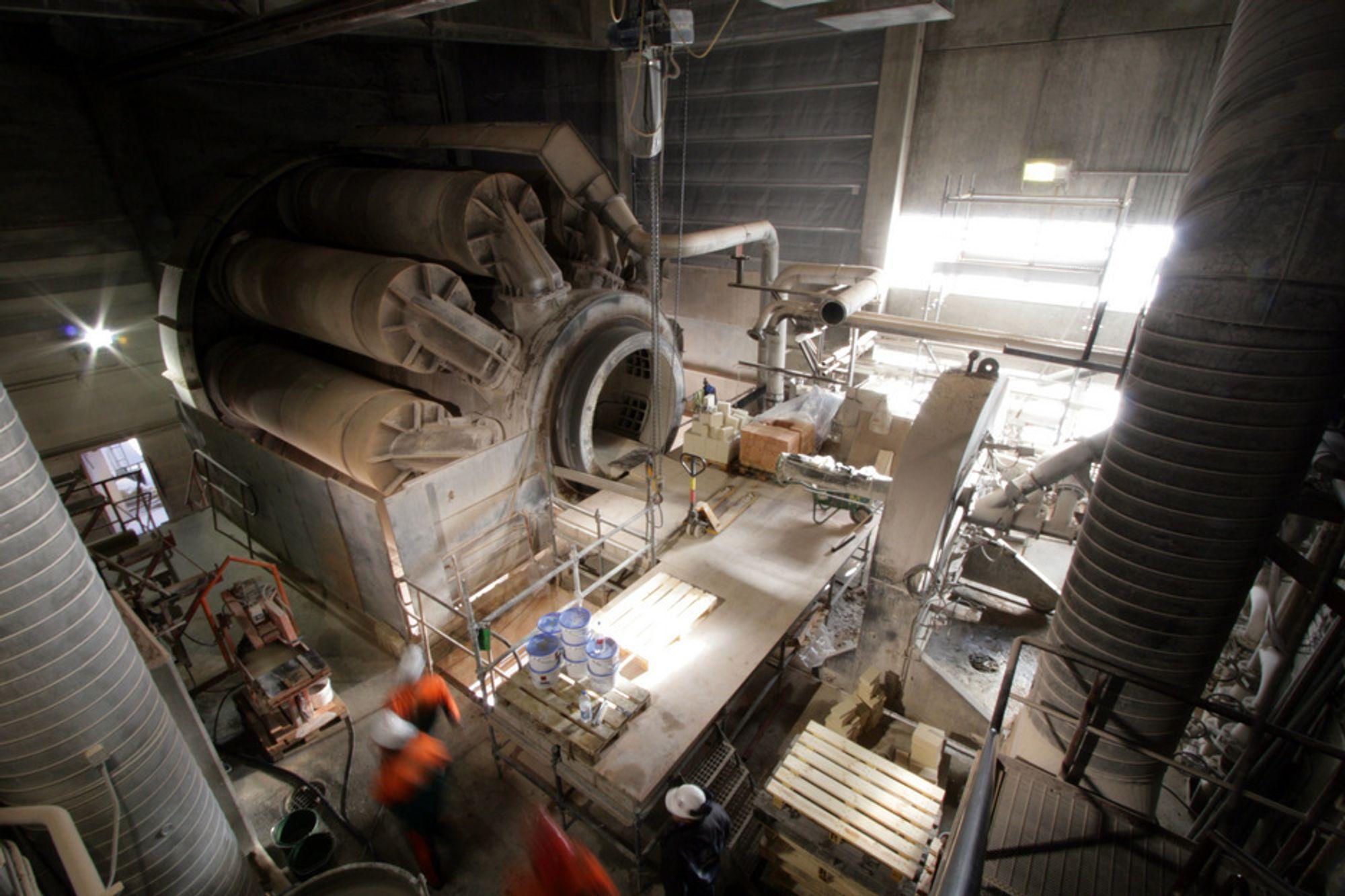 Södra Cells fabrikk på Tofte legges ned.
