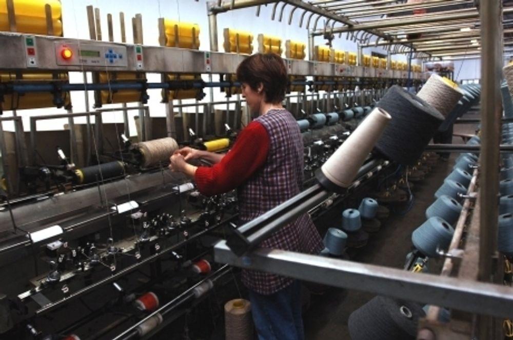 STORT POTENSIAL: Automatisering og bruk av frekvensomformere og energieffektive motorer, vil spare energibruken i industrien, ifølge Siemens.