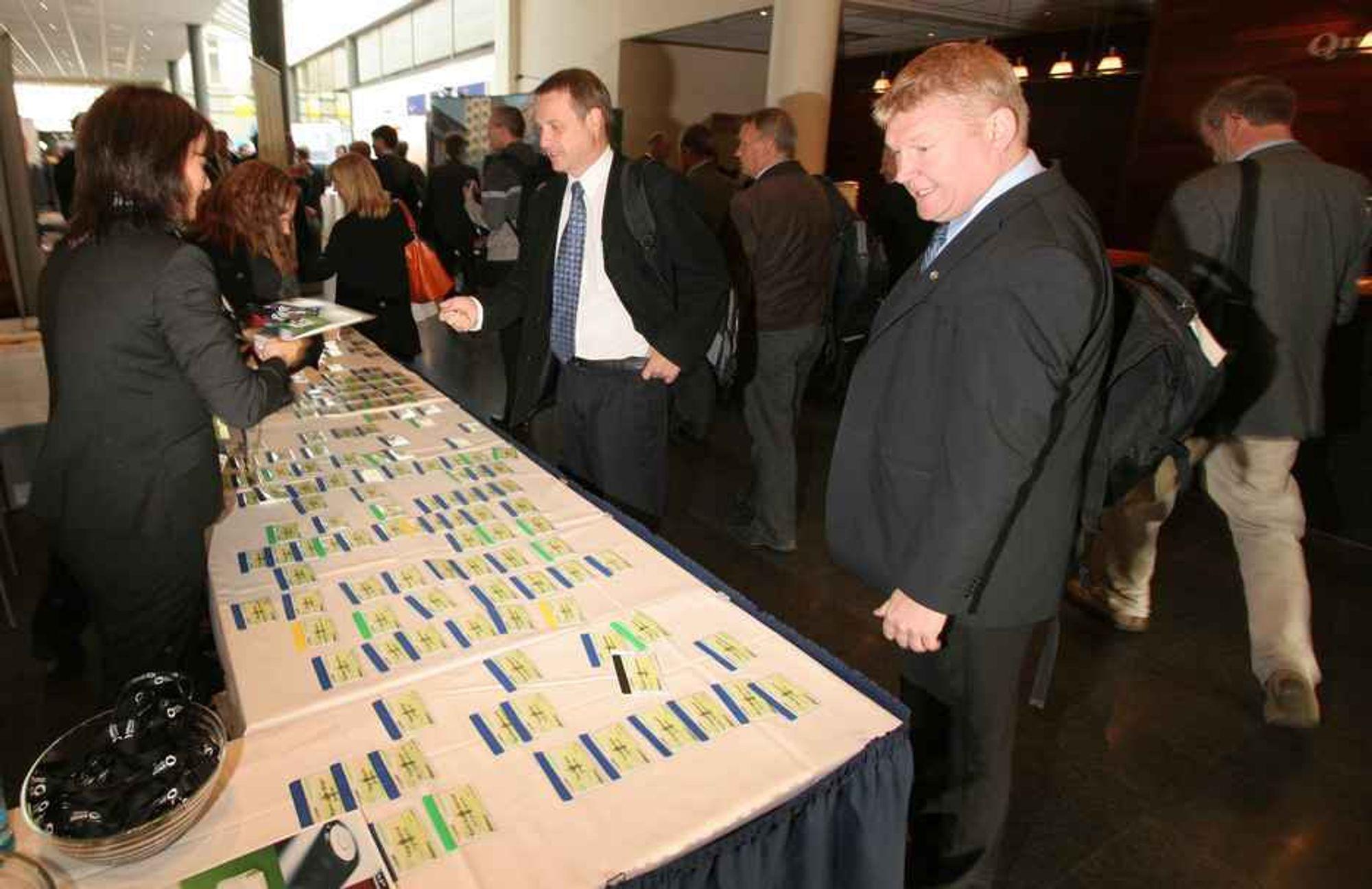 Ergo Groups IT-ting samler flere og flere i IT-bransjen. I år er det 600 deltakere.